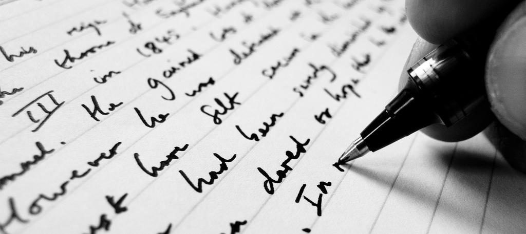 Tools to help writing a novel