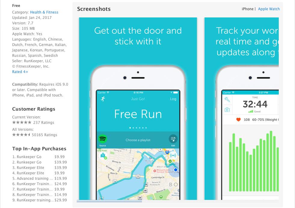app store ranking factors - visual assets 2