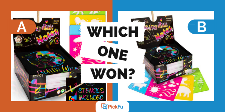 Which One Won - Standing Out on Amazon