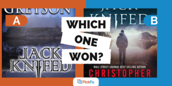 Which One Won? When Mystery Novel Book Covers Can Get Too Mysterious