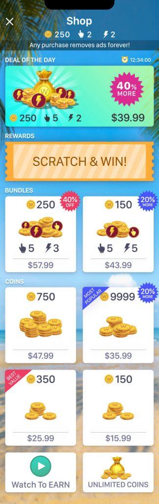 mobile app design for testing