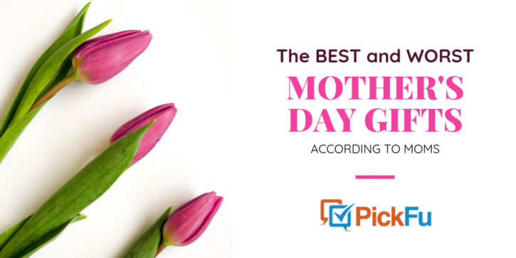 Best and Worst Mother's Day Gifts
