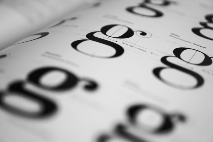 Why the best fonts enhance your brand