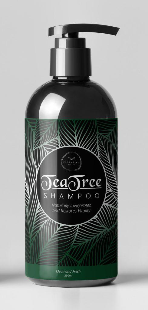 tea tree oil product photo