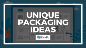 10 unique packaging ideas