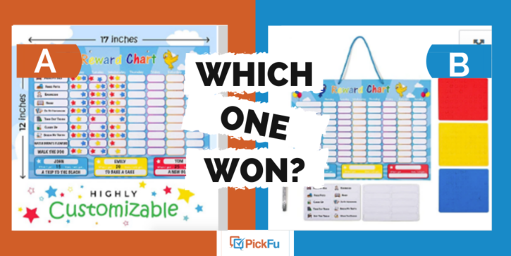 Which One Won: product photo