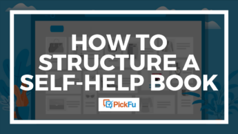Image for How to Structure a Self-Help Book