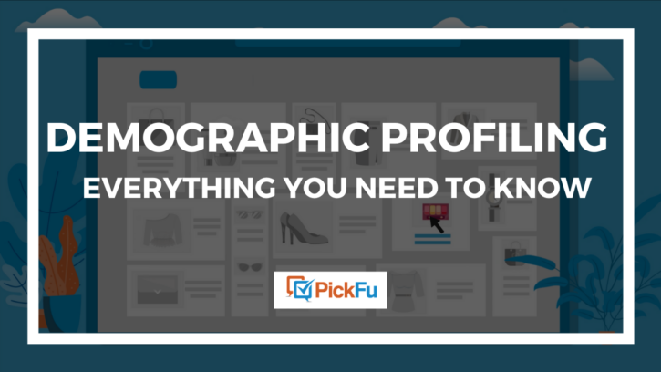 A cover image for an article entitled Demographic Profiling: Everything You Need to Know