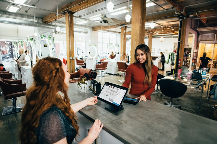 e-commerce tools: customers talking
