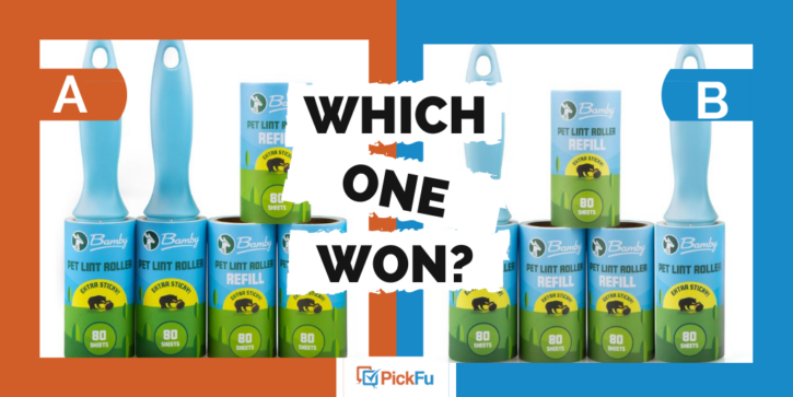 Which One Won: Positioning a product