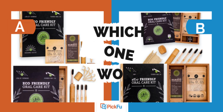Which One Won: Main image product listing