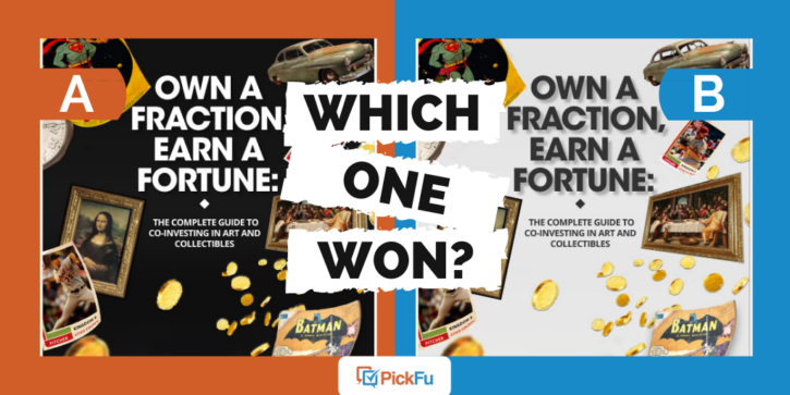 Which One Won: Niche book covers