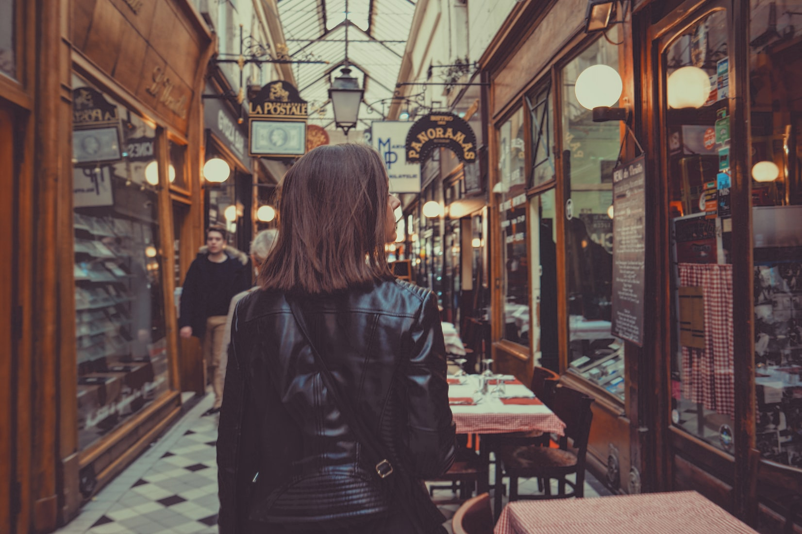 Brand perception: Customer shopping