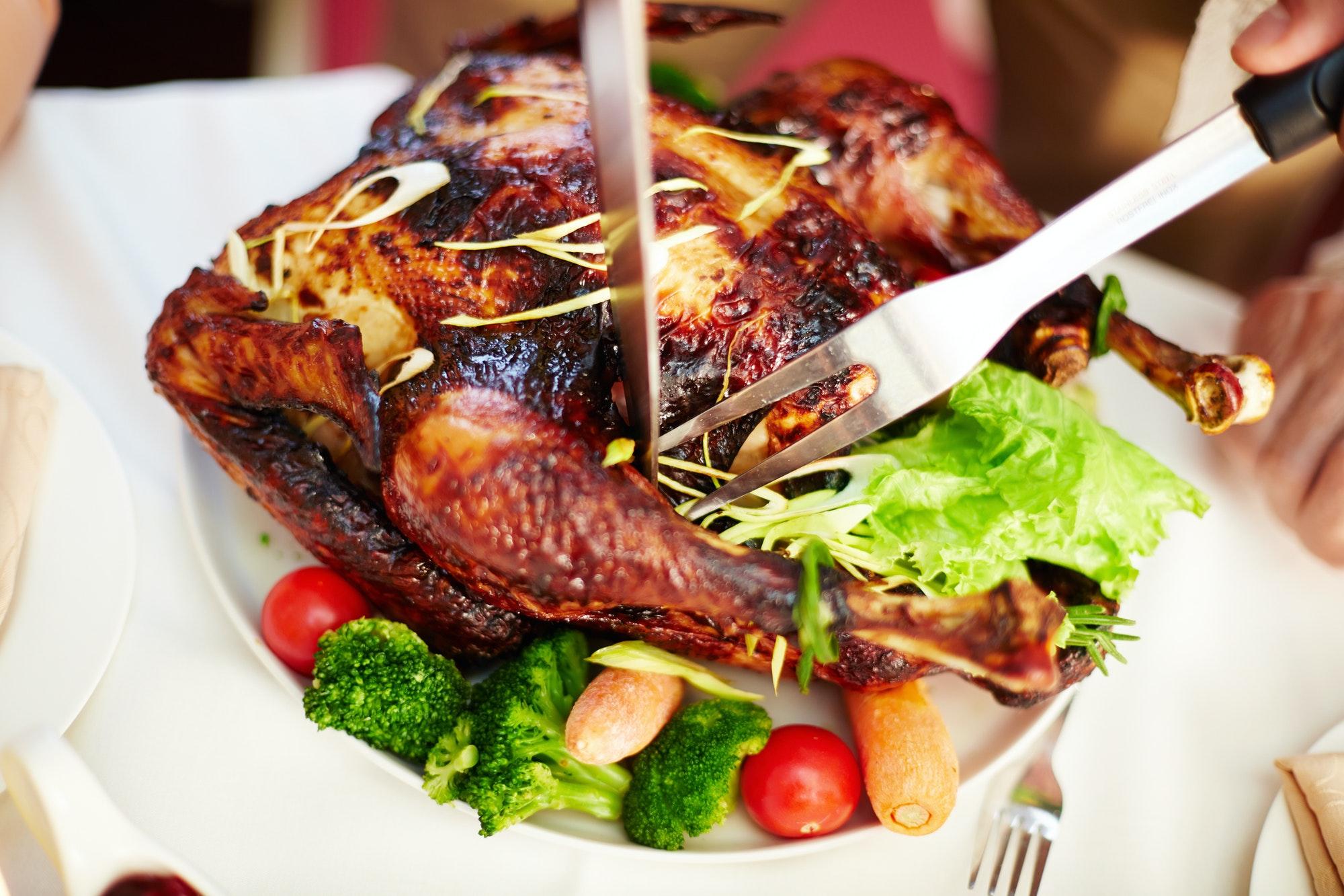 PickFu holiday poll: Cutting meat