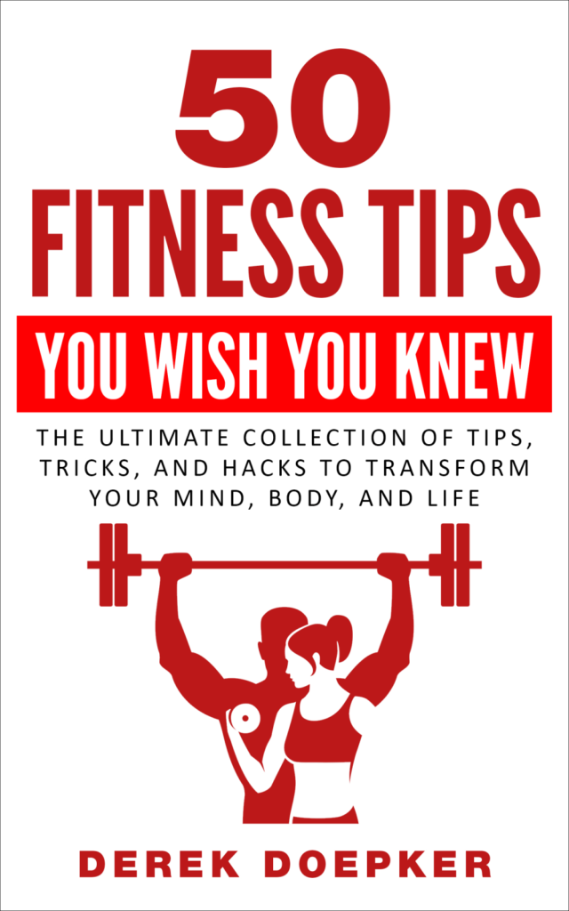 Which One Won: fitness book covers