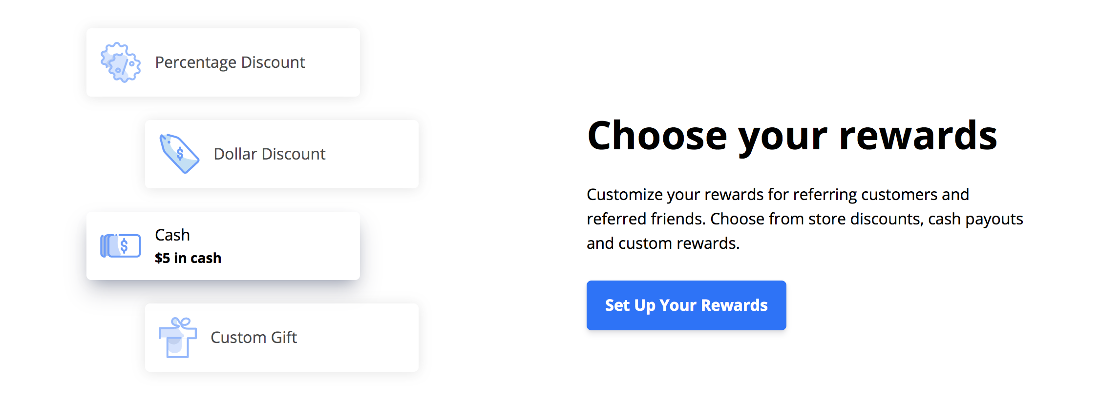 Etsy seller tools: ReferralCandy page