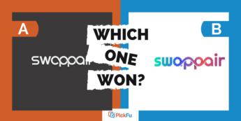 Which One Won: eye-catching logo