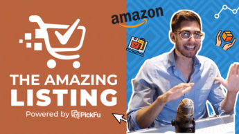 The Amazing Listing, powered by PickFu