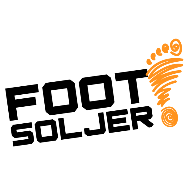 Which One Won: Foot Soljer product logo option A