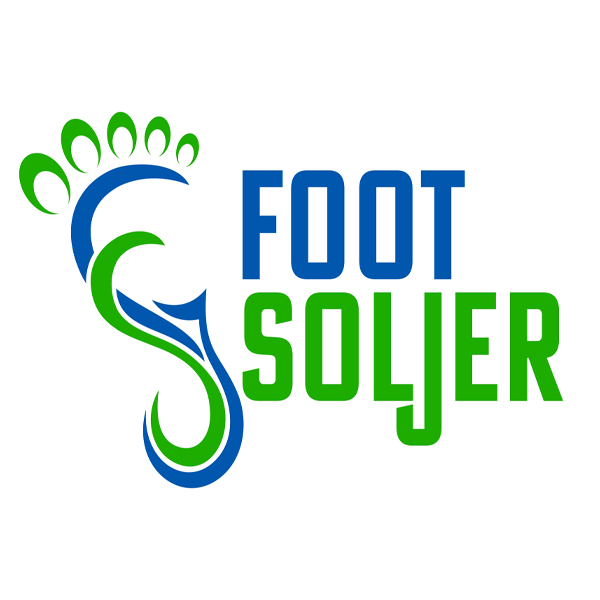 Which One Won: Foot Soljer product logo option B