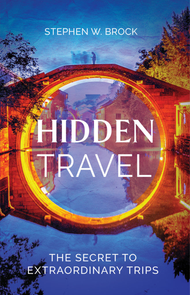 Which One Won: hidden travel book cover
