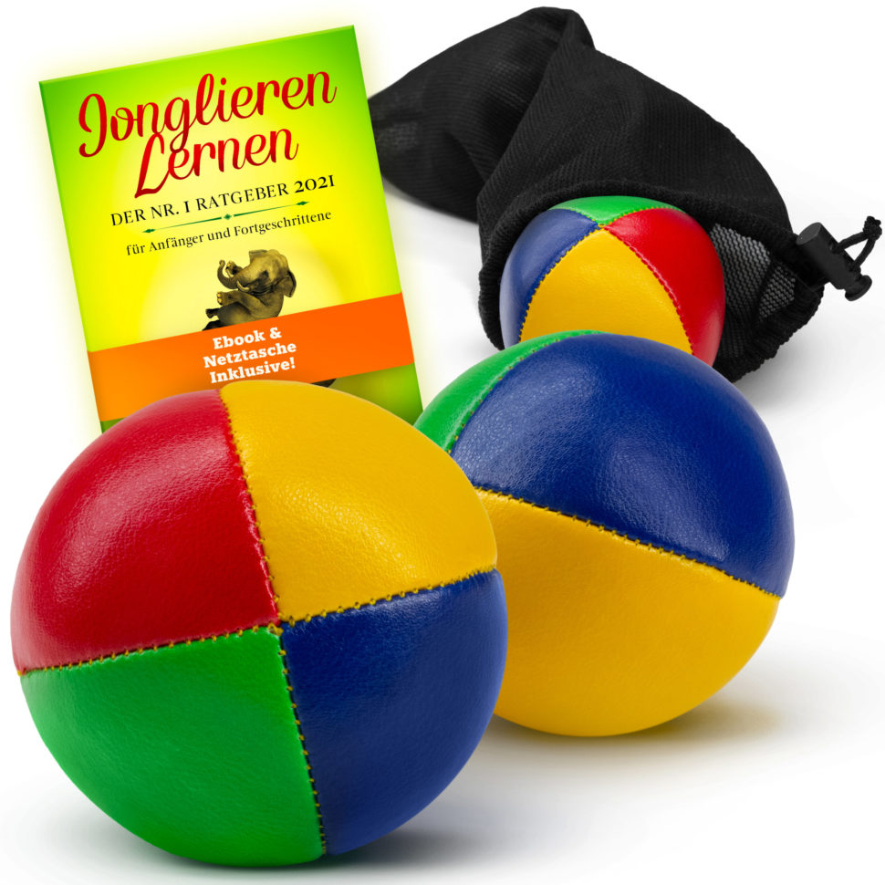 Which One Won: Option A juggling set
