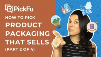 Video: how to pick product packaging that sells with Daniela Bolzmann