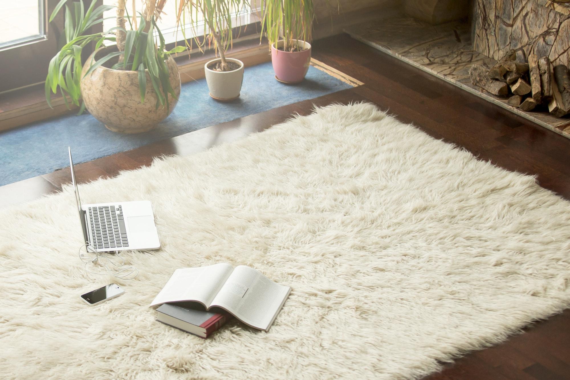 How to sell on Wayfair: modern living room interior
