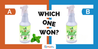 Which One Won: Peppermint oil bug spray