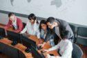 PickFu and MBA students at Washington State University