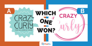 """A main image that reads, """"Which One Won?"""" and shows two logos."""