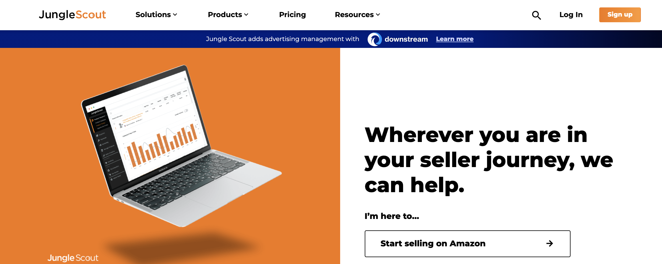 JungleScout, one of the best Amazon PPC tools